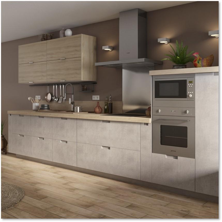 Delinia Berlin Designer Kitchen - Example 1