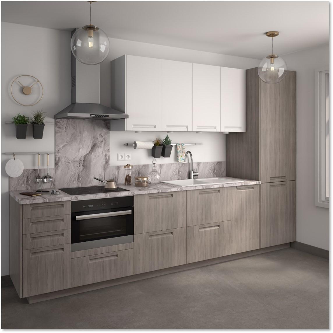 Delinia Detroit Designer Kitchen - Example 1
