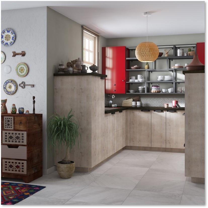 Delinia Nordik Designer Kitchen - Example 5