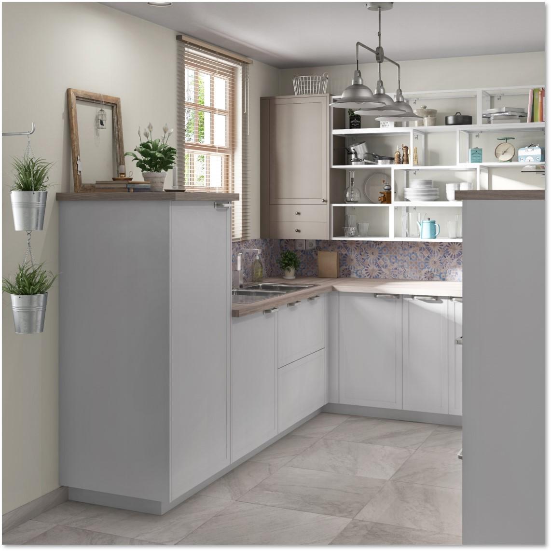 Delinia Newport White Designer Kitchen - Example 3