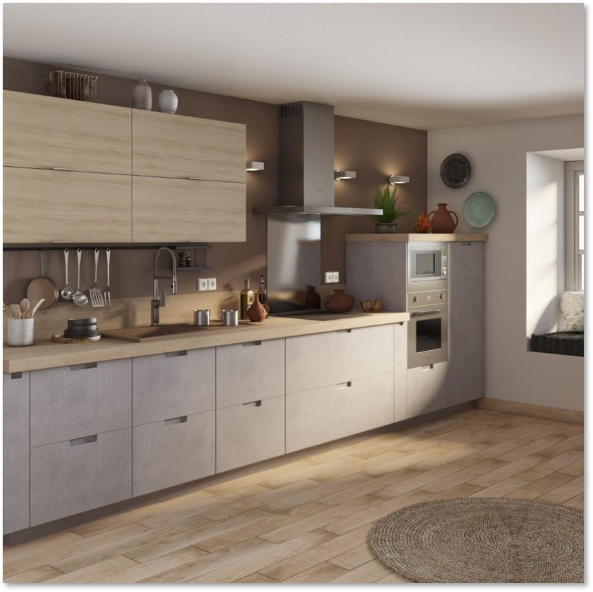 Delinia Berlin Designer Kitchen - Example 2