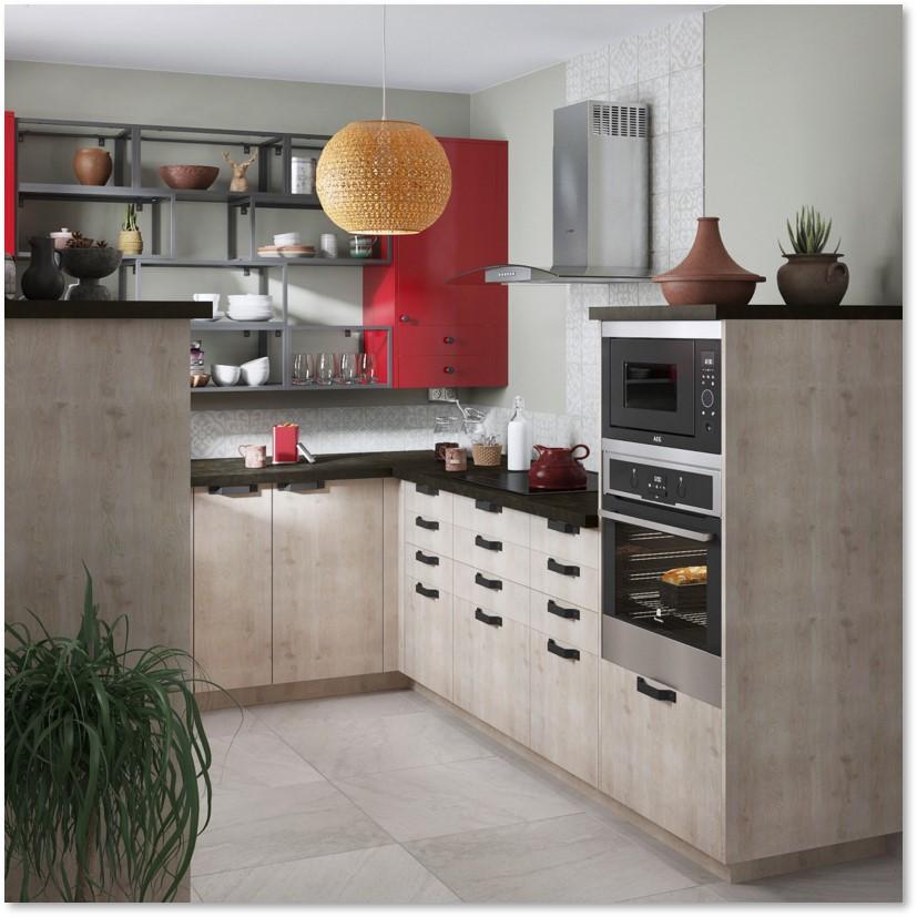 Delinia Nordik Designer Kitchen - Example 4