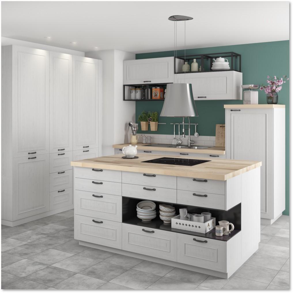 Delinia Moscow Designer Kitchen - Example 1