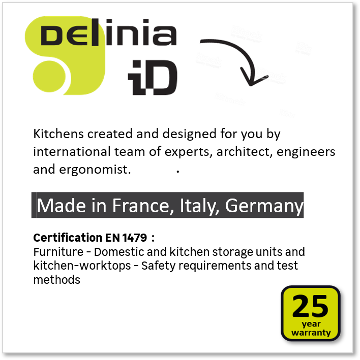 Delinia iD - Kitchens designed & created by experts