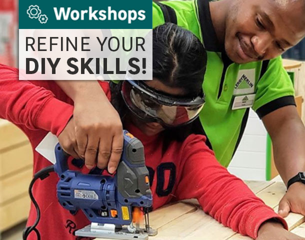 Workshops And How To Leroy Merlin South Africa