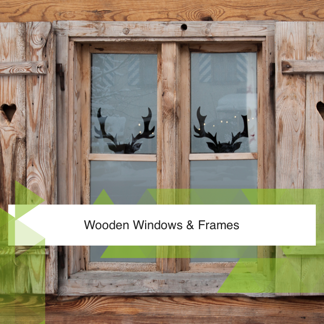 WINDOWS AND FRENCH WINDOWS