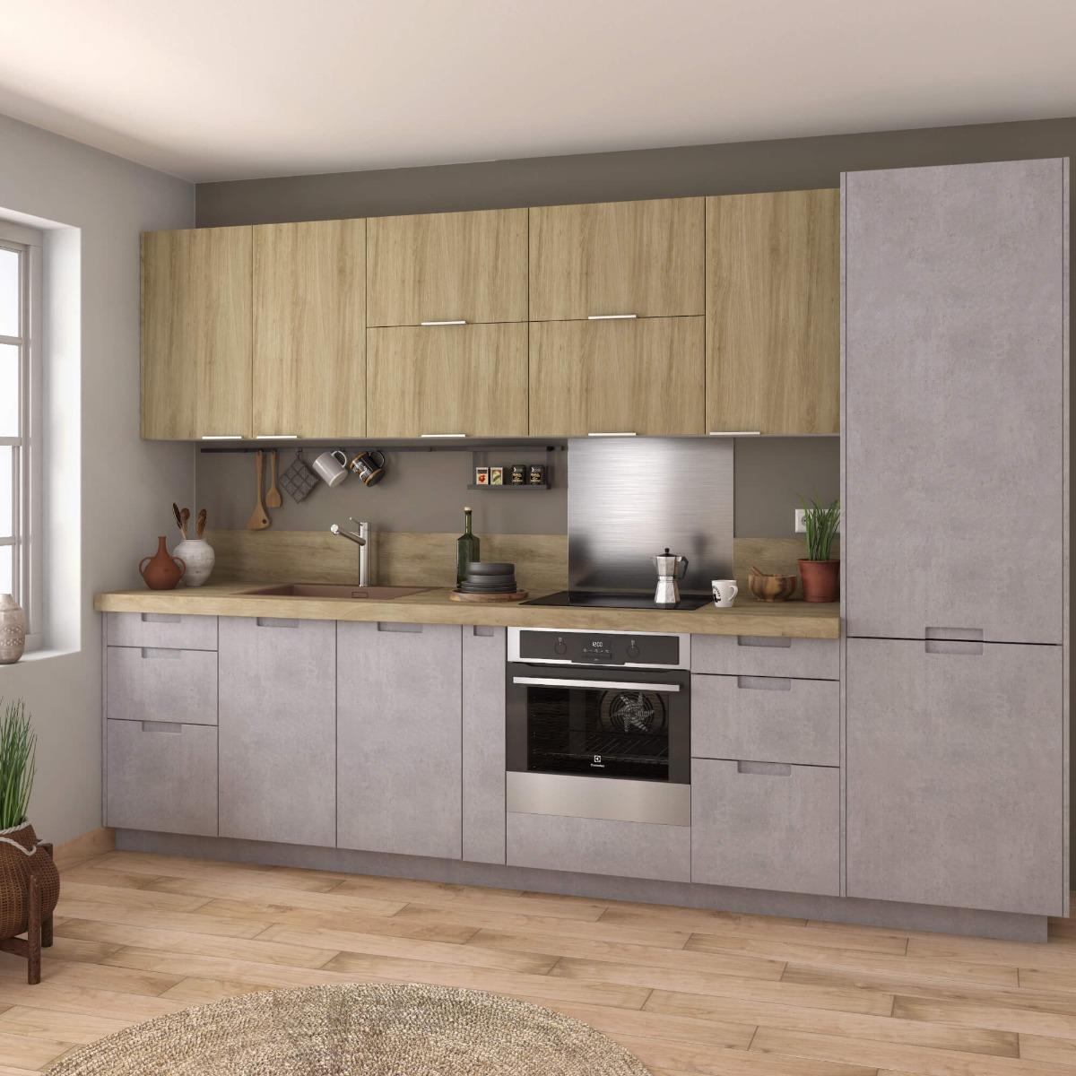 Delinia Berlin Designer Kitchen Mobi - Example 3