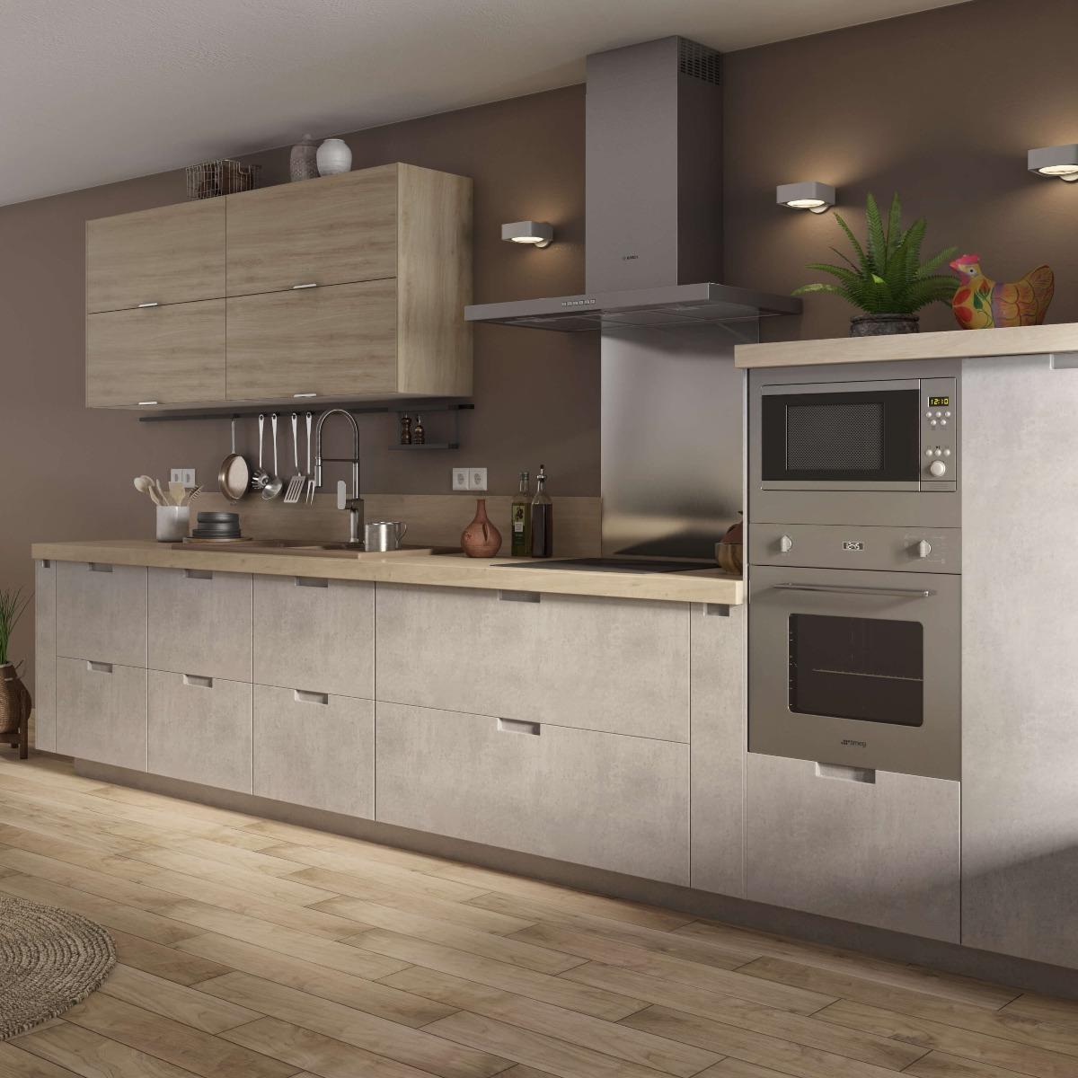 Delinia Berlin Designer Kitchen By Leroy Merlin Leroy Merlin South Africa