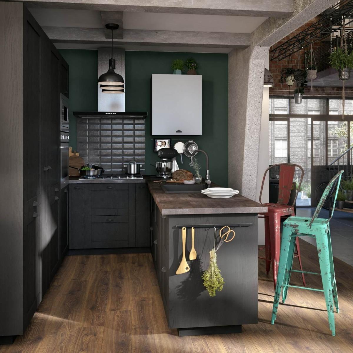 Delinia Boston Designer Kitchen Mobi - Example 3