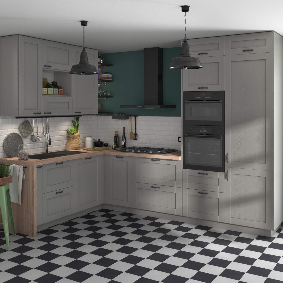 Delinia Boston Designer Kitchen By Leroy Merlin Leroy Merlin South Africa
