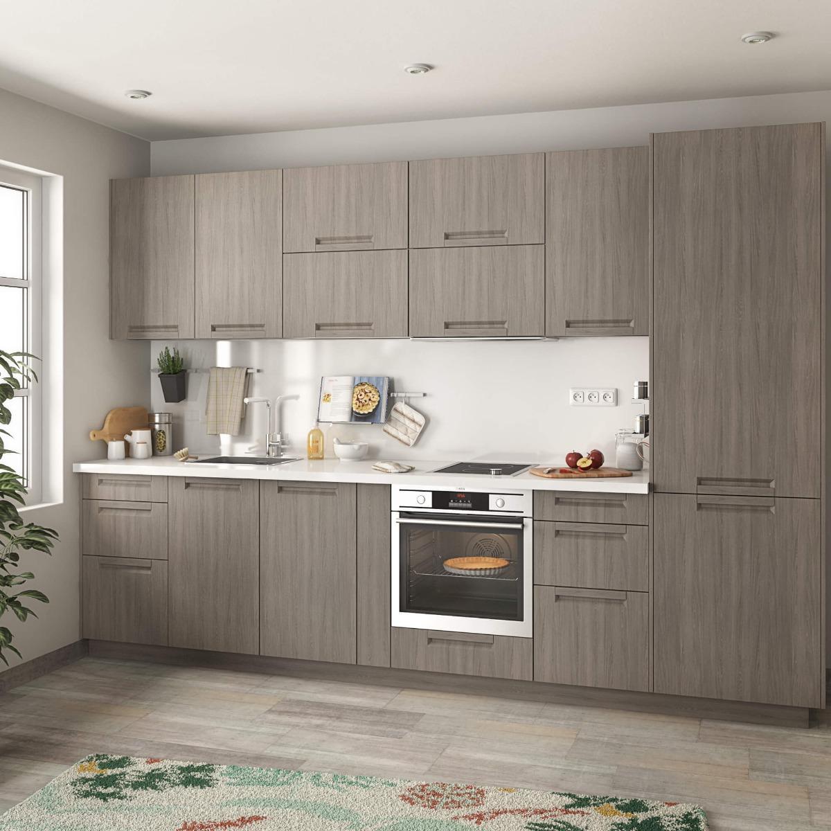Delinia Detroit Designer Kitchen Mobi - Example 2