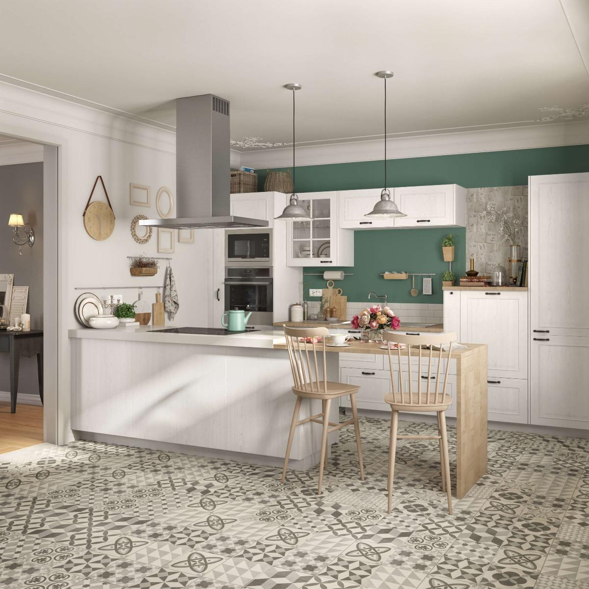 Delinia Moscow Designer Kitchen Mobi - Example 3