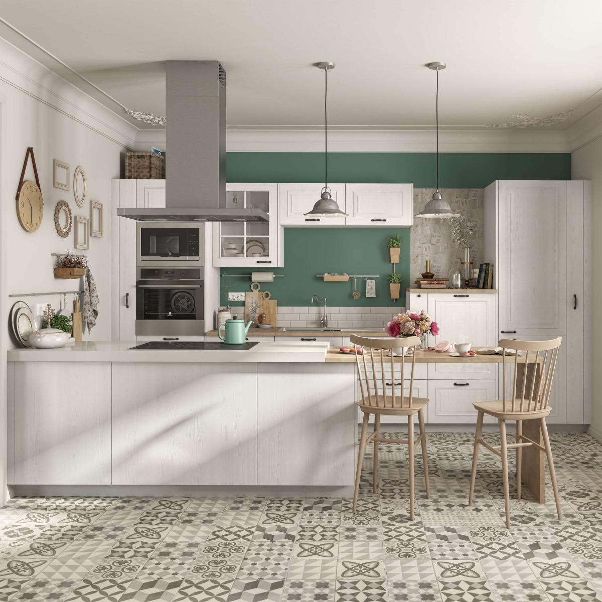 Delinia Moscow Designer Kitchen Mobi - Example 2