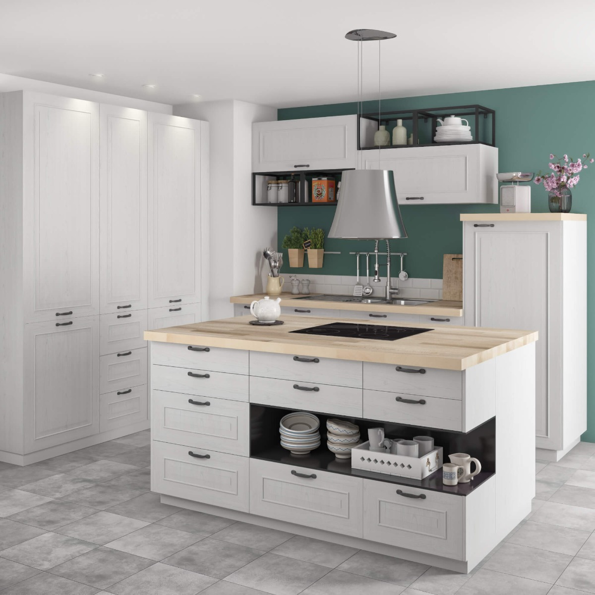 Delinia Moscow Designer Kitchen By Leroy Merlin Leroy Merlin South Africa
