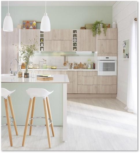 Delinia Nordik Designer Kitchen Mobi - Example 2