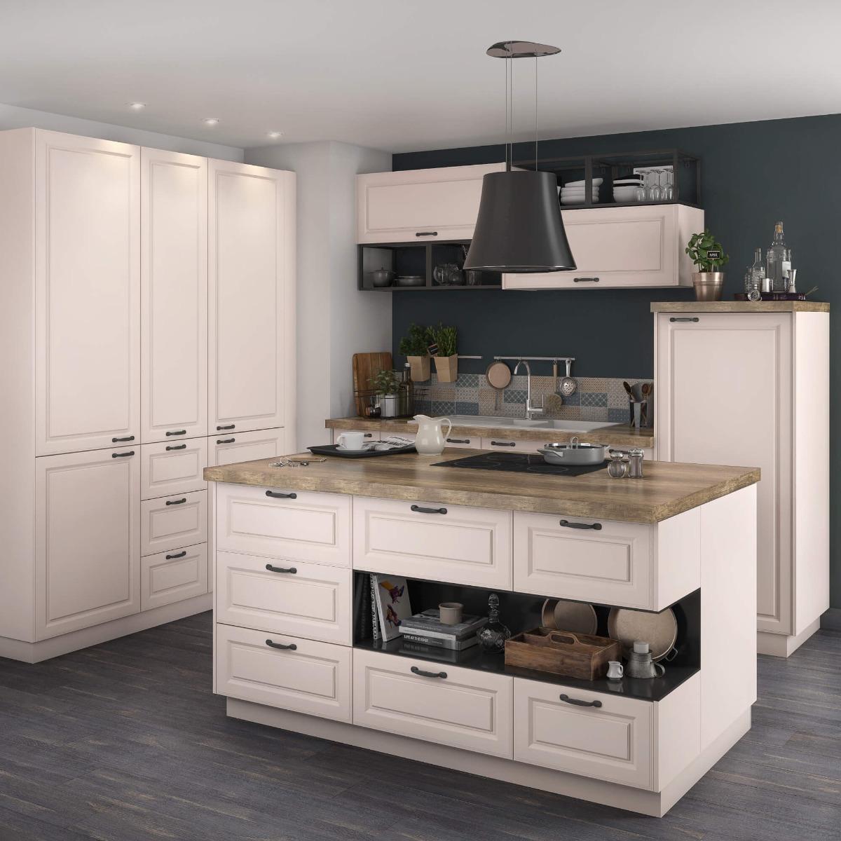 Delinia Oxford Designer Kitchen Mobi - Example 3