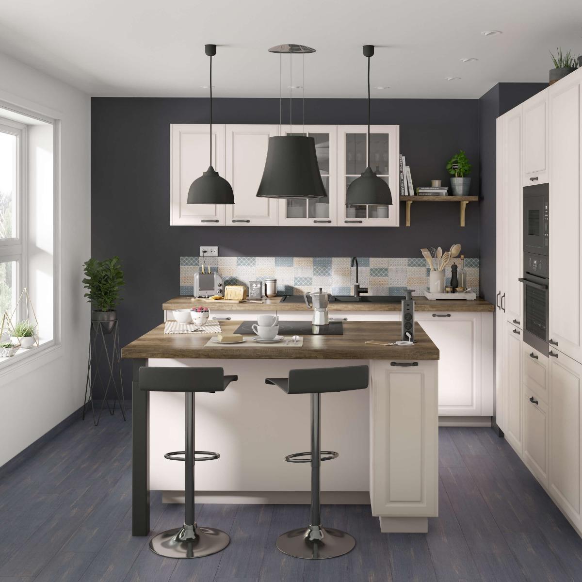 Delinia Oxford Designer Kitchen Mobi - Example 2