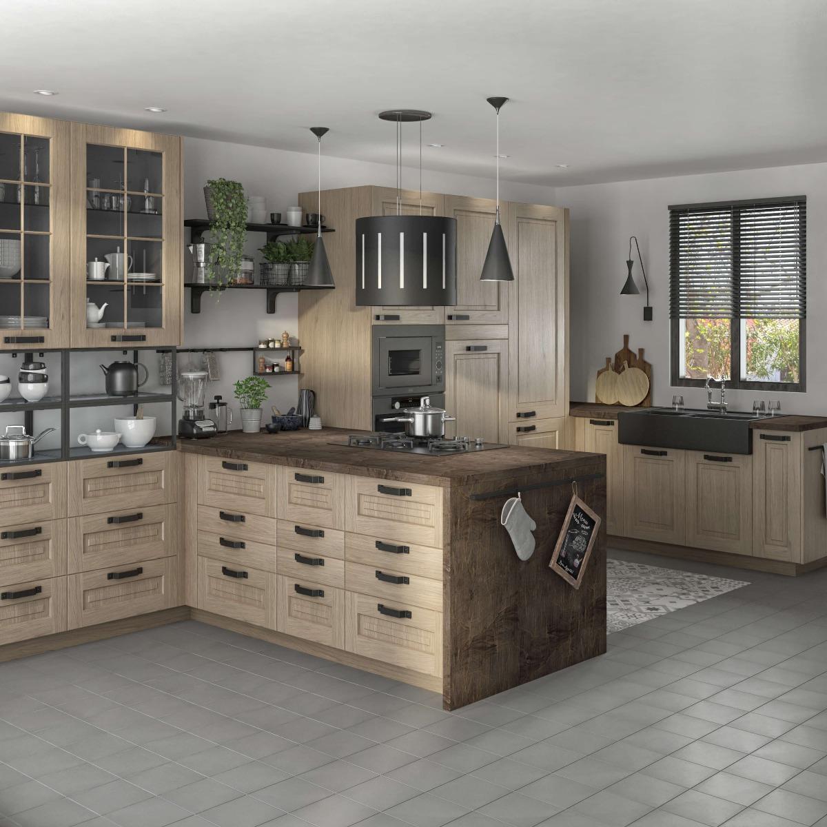 Delinia Prague Designer Kitchen - Example 2