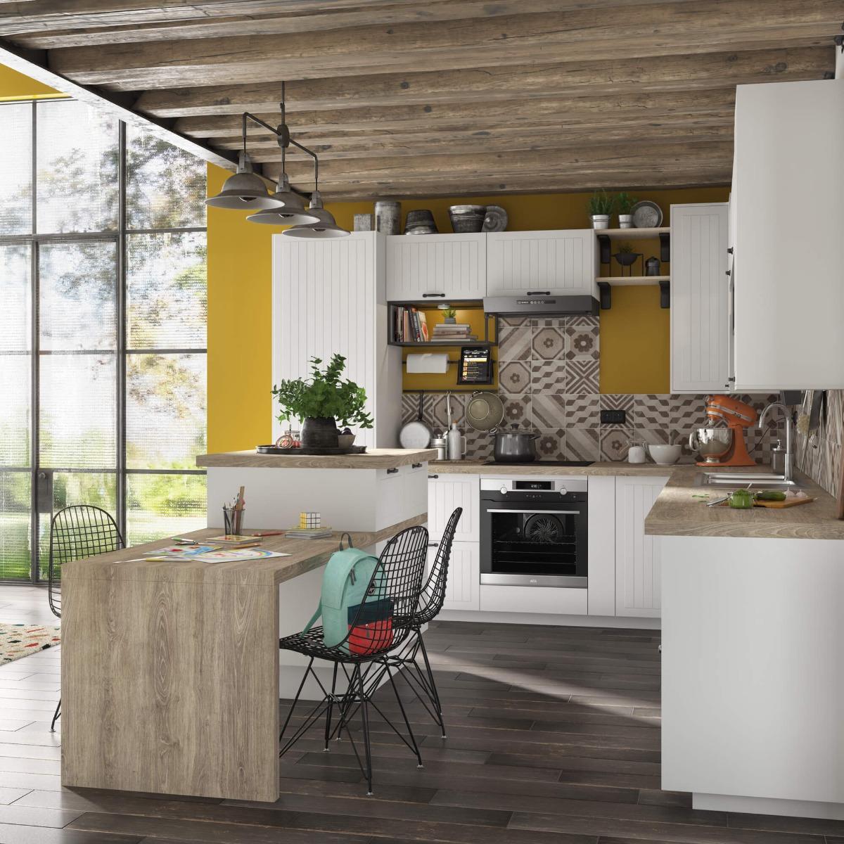 Delinia Toscane Designer Kitchen Mobi - Example 2