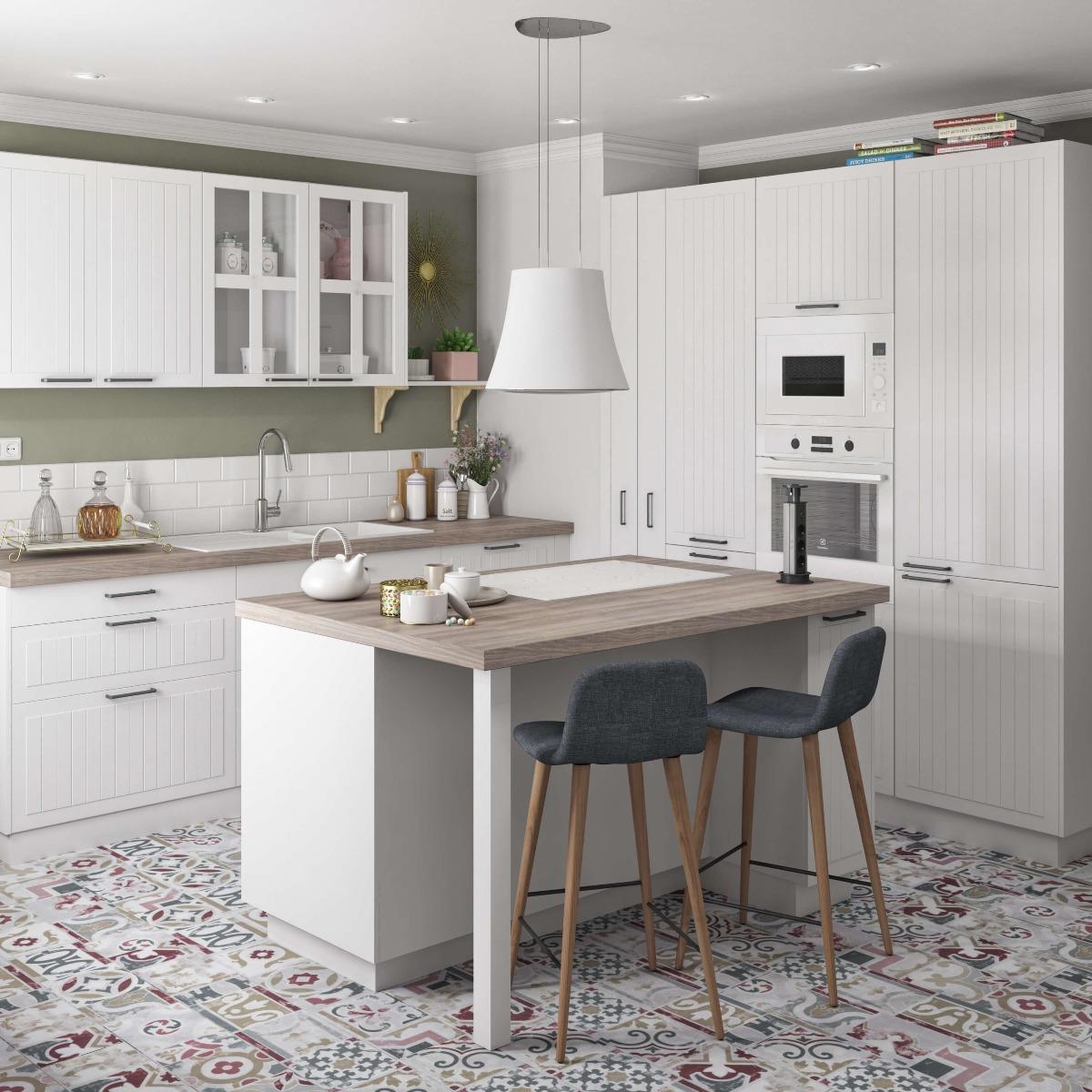 Delinia Toscane Designer Kitchen Mobi - Example 3