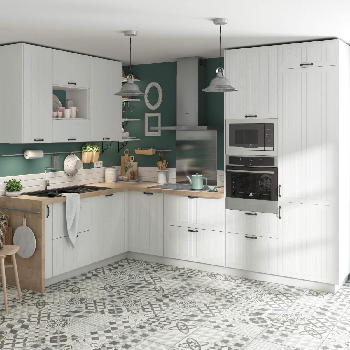Delinia Toscane Designer Kitchen Mobi - Example 4