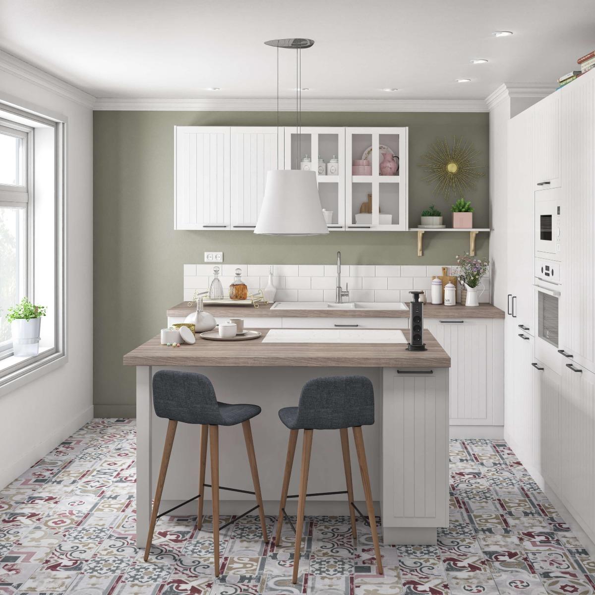 Delinia Toscane Designer Kitchen Mobi - Example 5