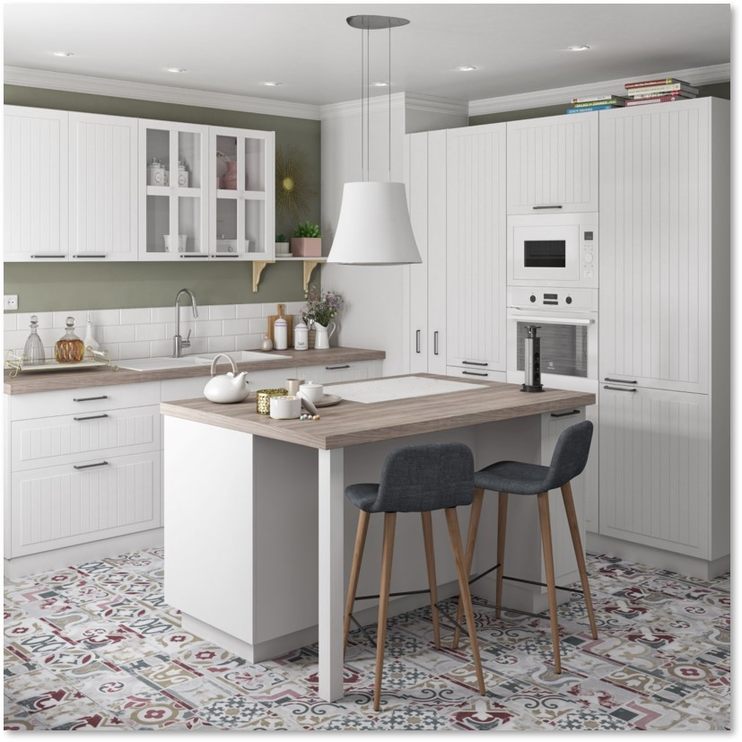 Delinia Toscane Designer Kitchen - Example 3