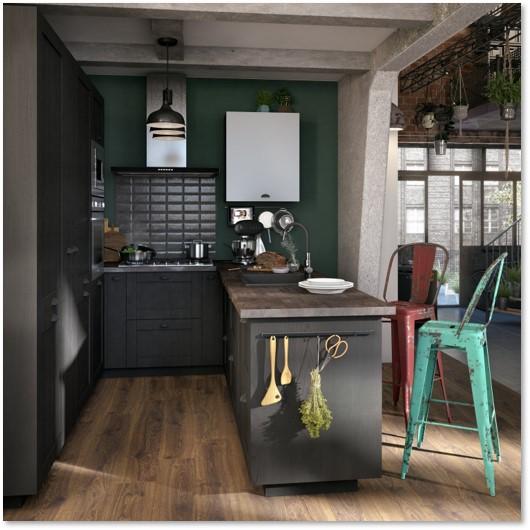 Delinia Boston Designer Kitchen - Example 3