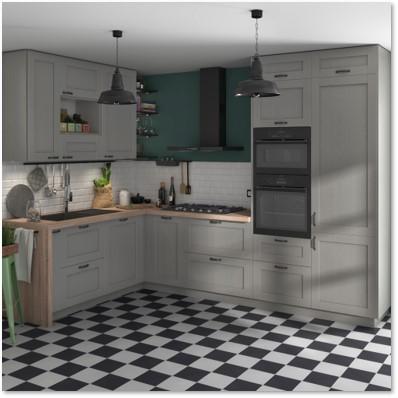 Delinia Boston Designer Kitchen - Example 4