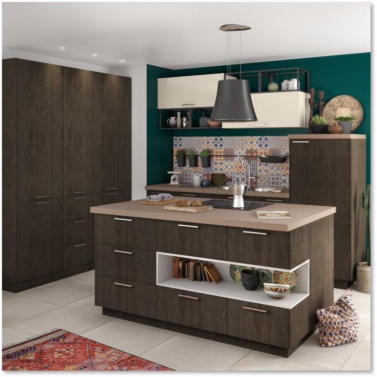 Delinia Siena Designer Kitchen - Example 1