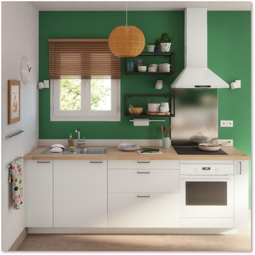 Delinia Sofia White Designer Kitchen - Example 3