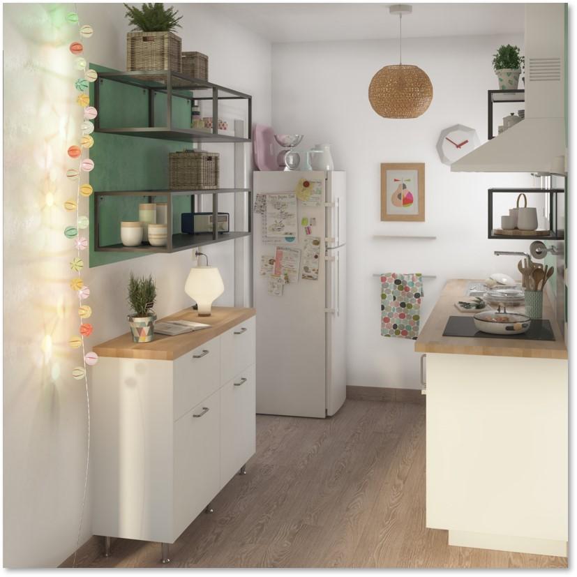 Delinia Sofia White Designer Kitchen - Example 4