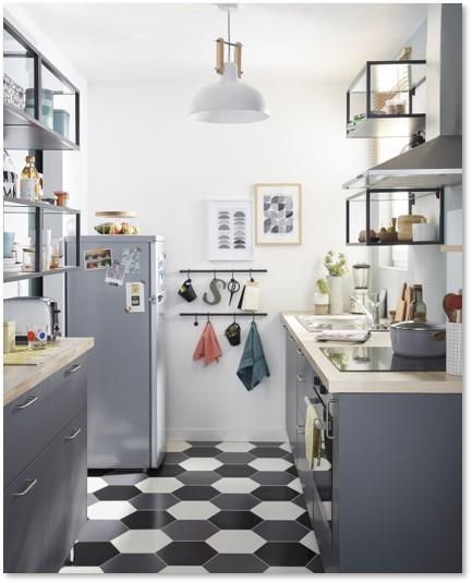Delinia Sofia Grey Designer Kitchen - Example 5