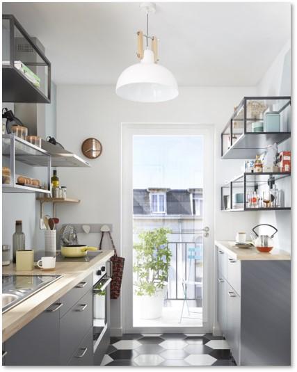 Delinia Sofia Grey Designer Kitchen - Example 4
